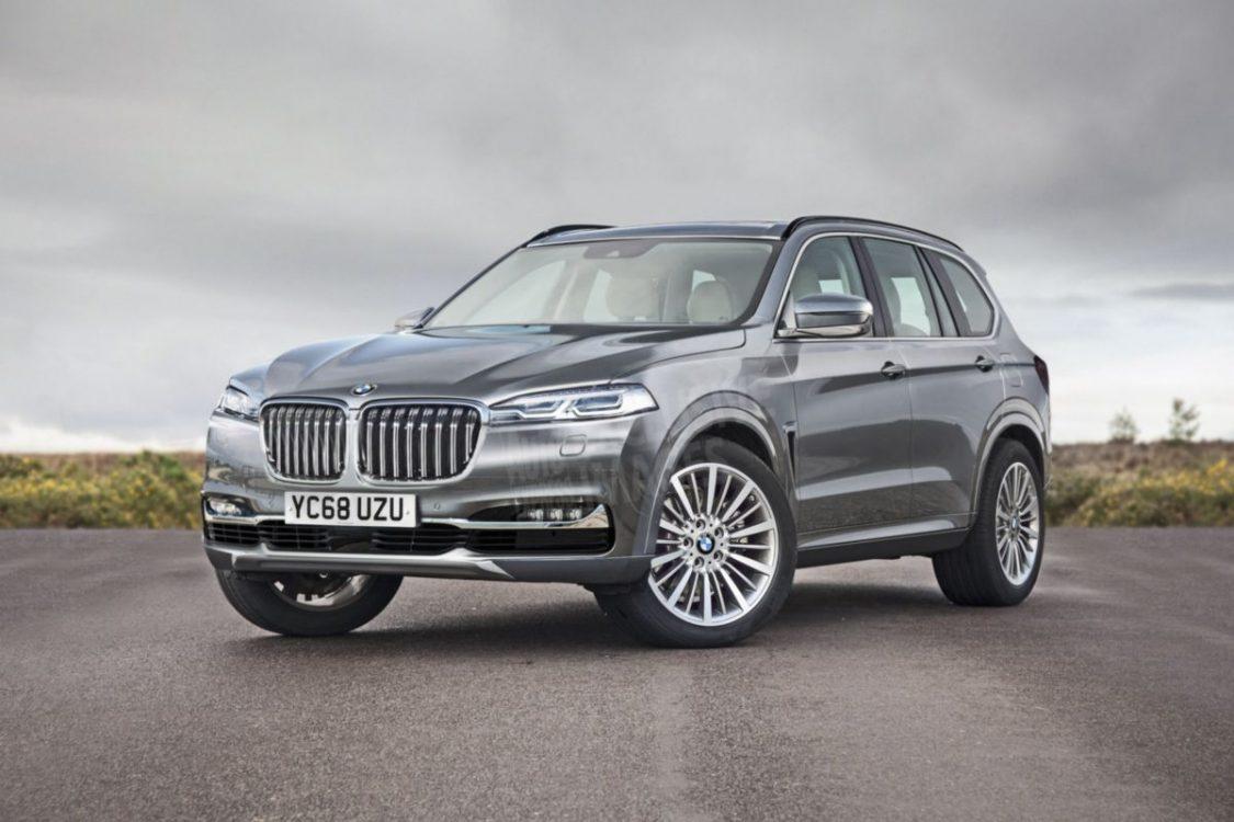 BMW X7 será lançado como SUV topo de linha da marca