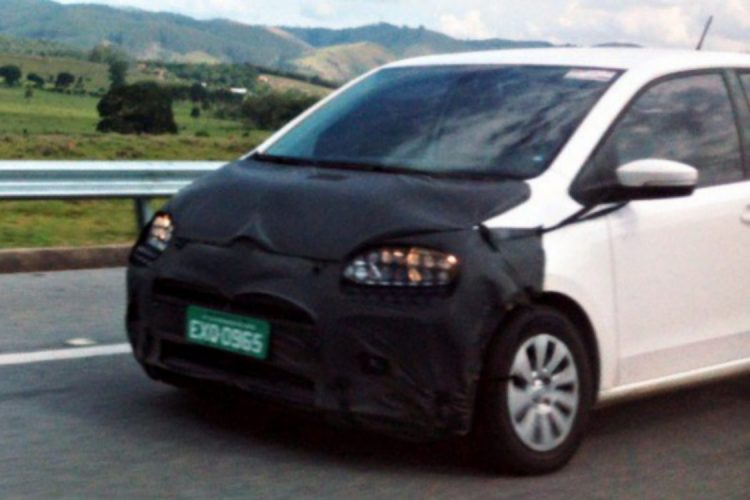 flagra novo volkswagen up 2017