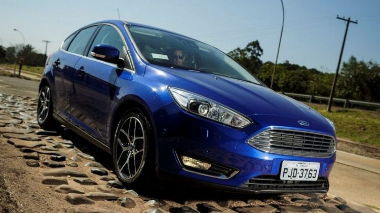 Ford Focus Hatch 2017