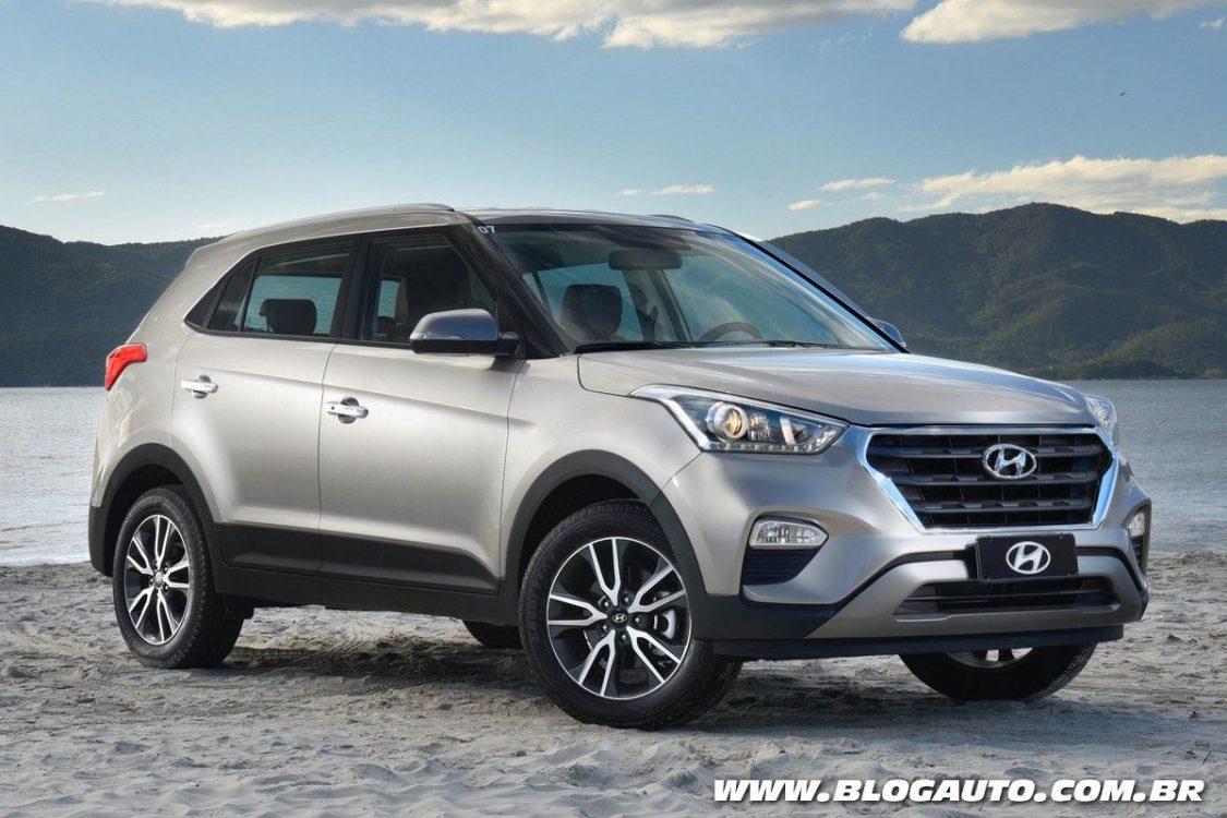 Tudo sobre o suv Hyundai Creta 2017