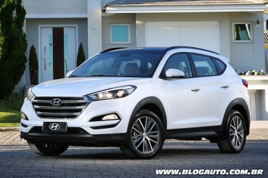Hyundai New Tucson