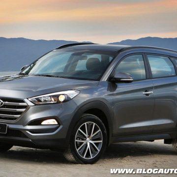 Hyundai New Tucson 2018