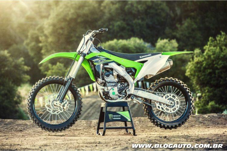 Kawasaki KLX 250F 2017