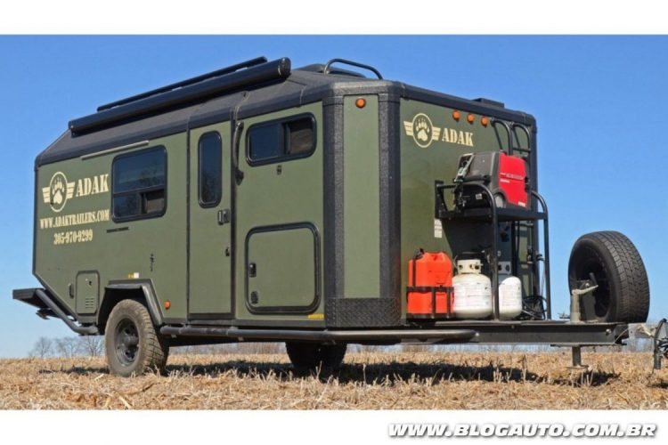 Adak Adventure Trailers