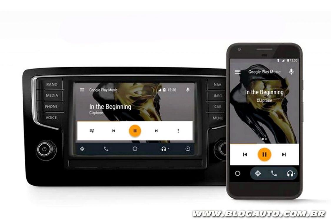 Android Auto passa a funcionar em qualquer veículo
