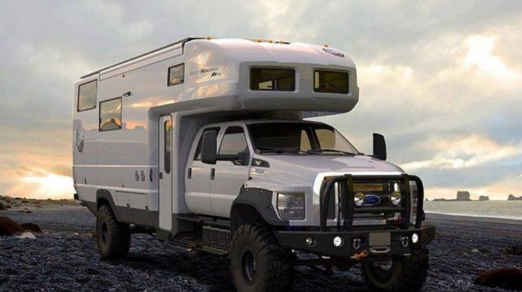 EarthRoamer XV-HD é um dos veículos indicados para enfrentar um apocalipse zumbi