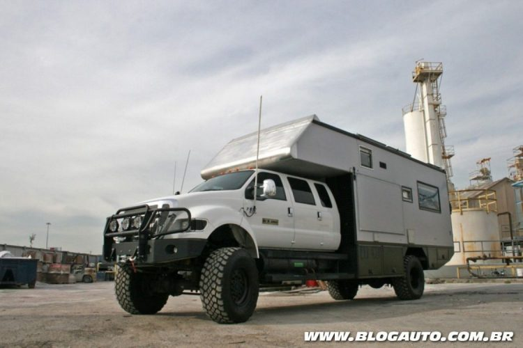EcoRoamer Expedition Vehicles