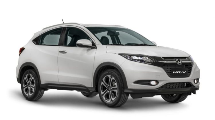 Honda HR-V Touring 2018