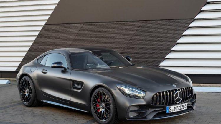 Mercedes-AMG GT C Coupé Edition 50 2018