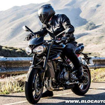Triumph Street Triple RS 2017