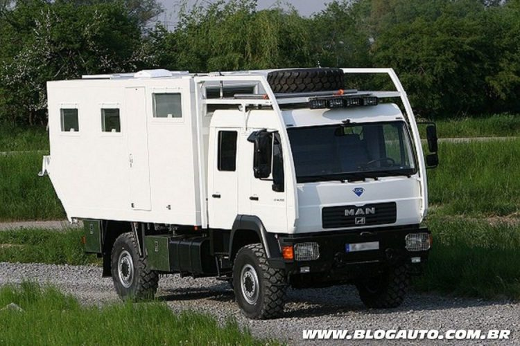 Unicat Expedition Vehicles