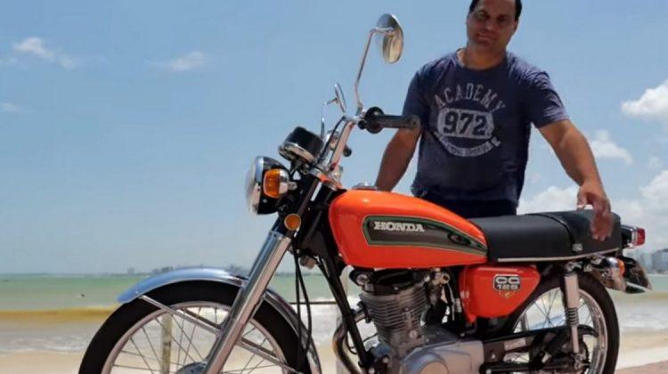 Expedição Honda CG 40 Anos – Quilômetros de Histórias