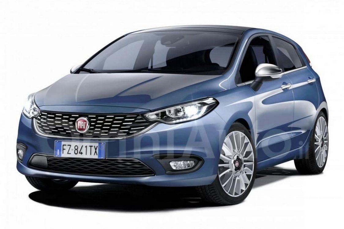 Fiat Argo agora a marca confirma o nome do novo hatch ...