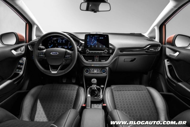 Ford Fiesta Titanium 2018