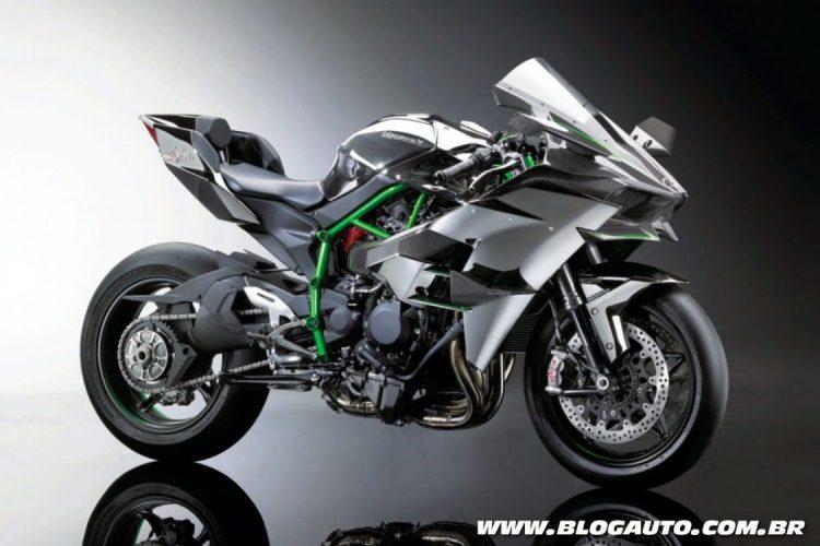 Kawasaki Ninja H2 2018 Chega Ao Brasil E Parte De R 154 Mil Blogauto