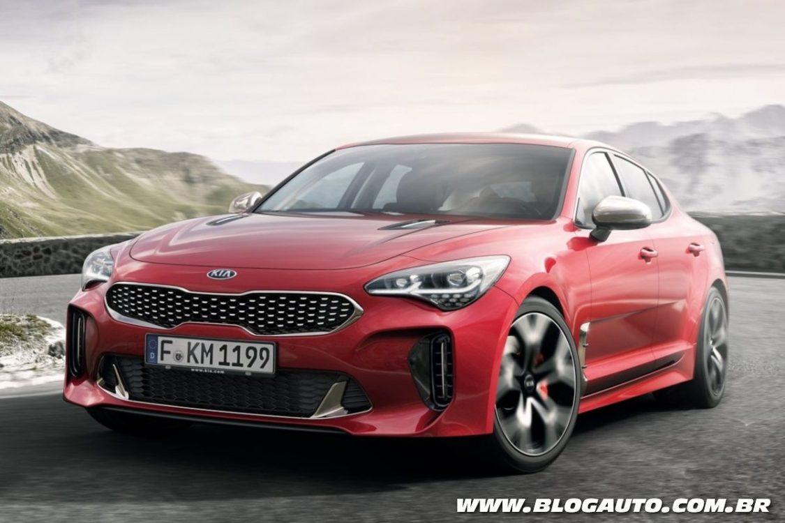 Kia Motors anuncia investimento e novos modelos para o Brasil