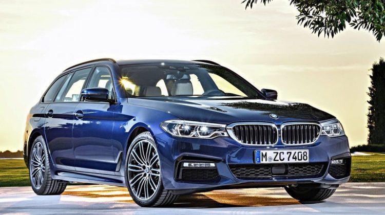 BMW Série 5 Touring 2018