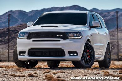 Dodge Durango SRT 2018