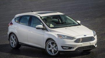 Novo Ford Focus 2018 tem estreia prevista para meados do ano que vem