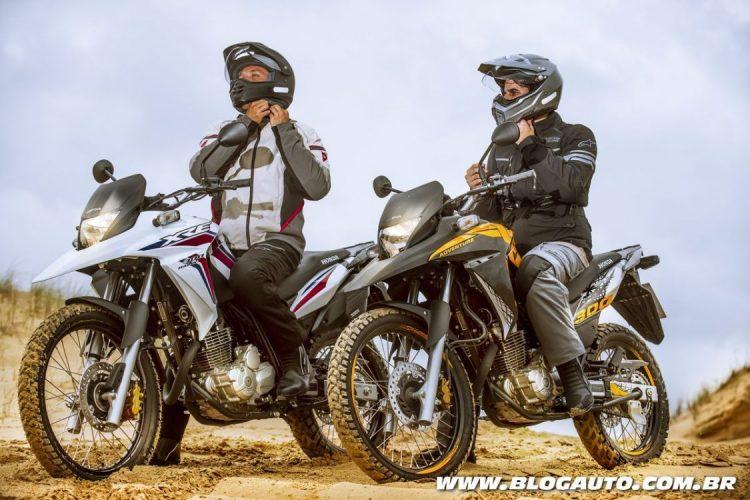 Honda XRE 300 Adventure 2017