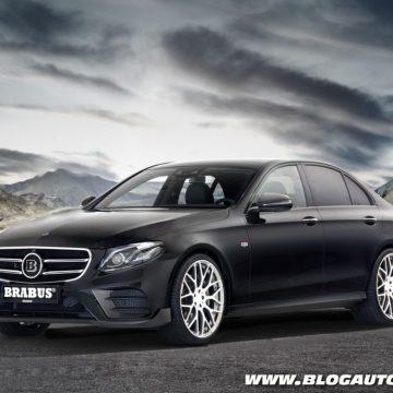 Mercedes-Benz Classe E 2017 com pacote Brabus