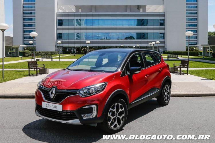 Renault Captur Intense 2.0 2017