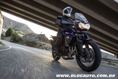 Triumph Tiger 800 XRx Low Seat 2017