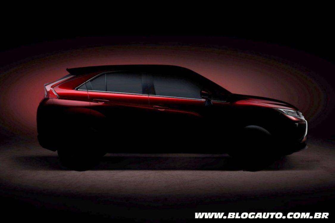 Mitsubishi vai apresentar novo crossover no Salão de Genebra
