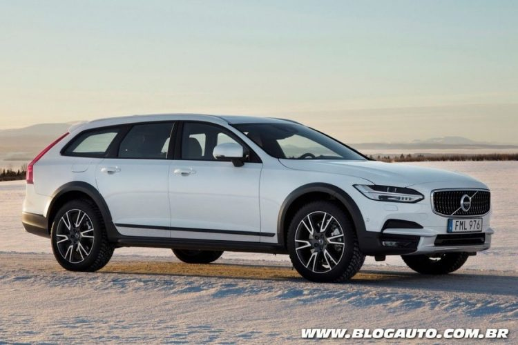 Volvo V90 Cross Country AWD
