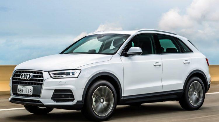 Audi Q3 1.4 TFSI Flex 2017