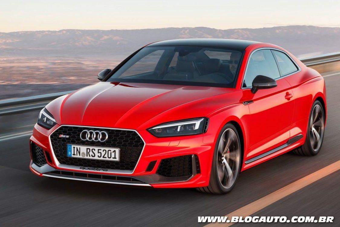 Audi revela Q8 Sport e RS5 Coupé em Genebra