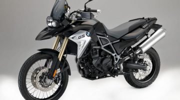 BMW F 800 GS Adventure 2018