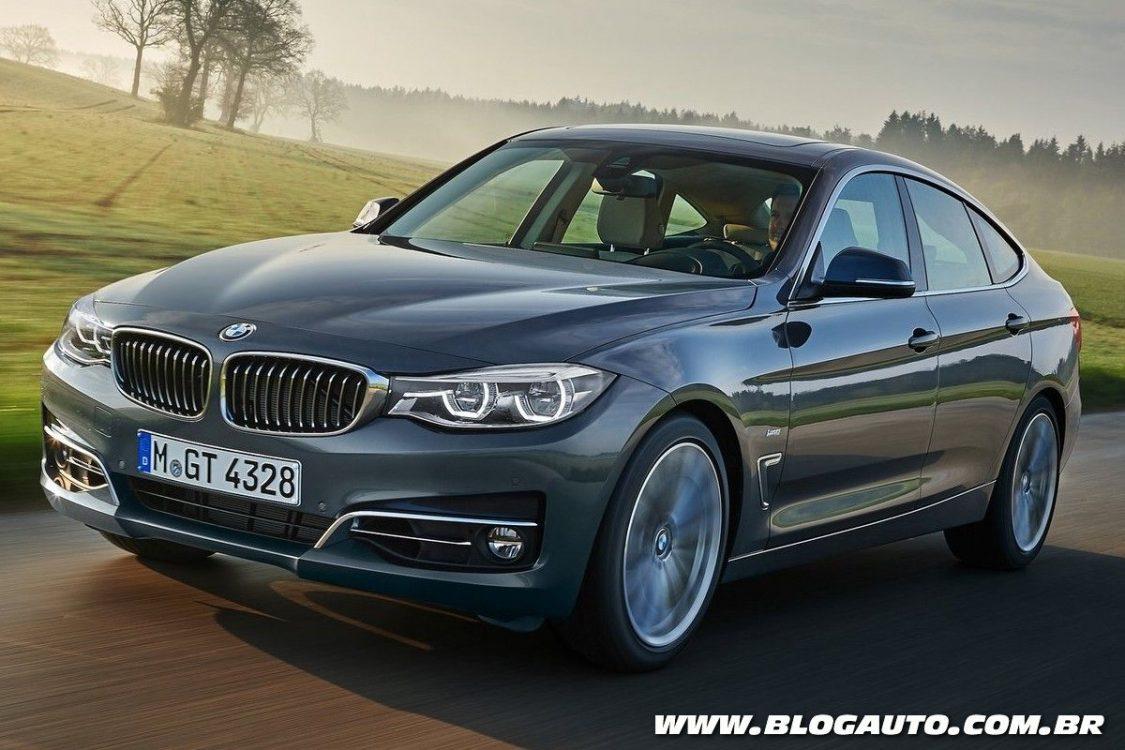 BMW Série 3 Gran Turismo 2018 é lançado por R$ 199.950