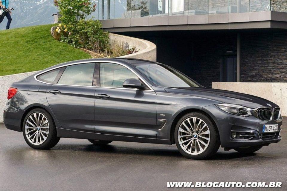 BMW Série 3 Gran Turismo 2018