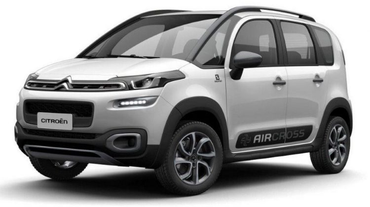 Citroën Aircross Salomon 2017