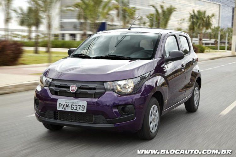 Fiat Mobi Easy