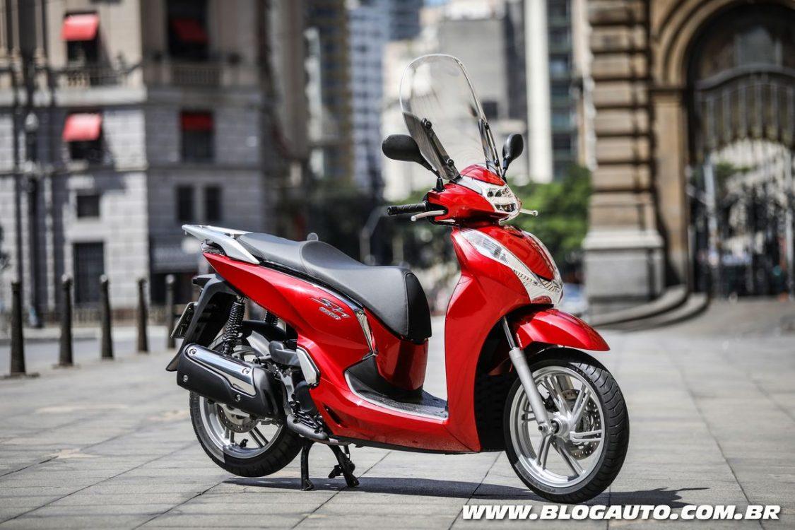 Honda SH 300i 2017 fica mais barato e parte de R$ 20.990