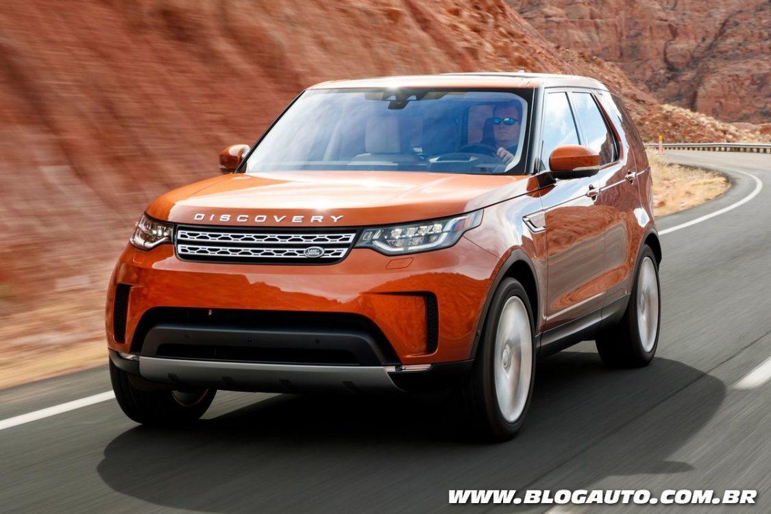 Tudo Sobre O Novo Land Rover Discovery 2018 Blogauto