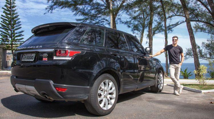 Land Rover chama Cauã Reymond para embaixador da marca