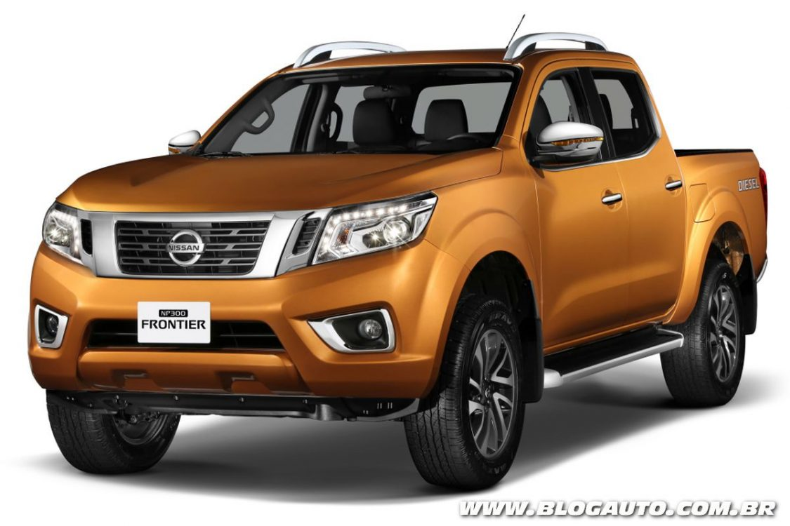 empresa nissan navara autos post. Black Bedroom Furniture Sets. Home Design Ideas