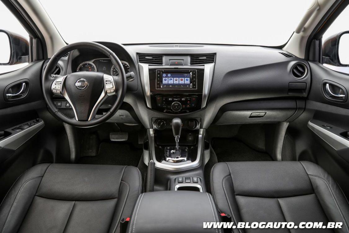 Nissan Frontier 2018 Ser 225 A Picape Topo De Linha Mais