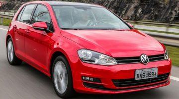 Volkswagen Golf Comfortline 2017