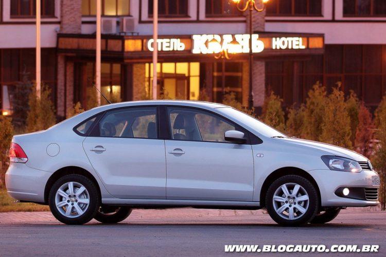 Além do Volkswagen Virtus, a marca prepara o lançamento dos novos Gol e Polo