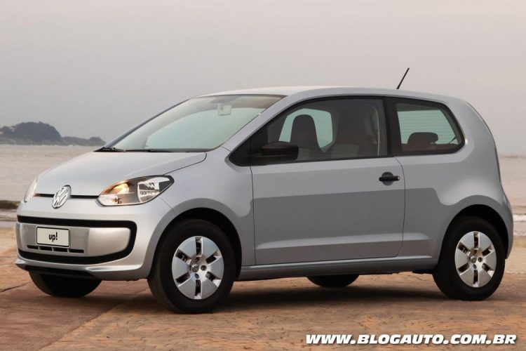Volkswagen take up! duas portas