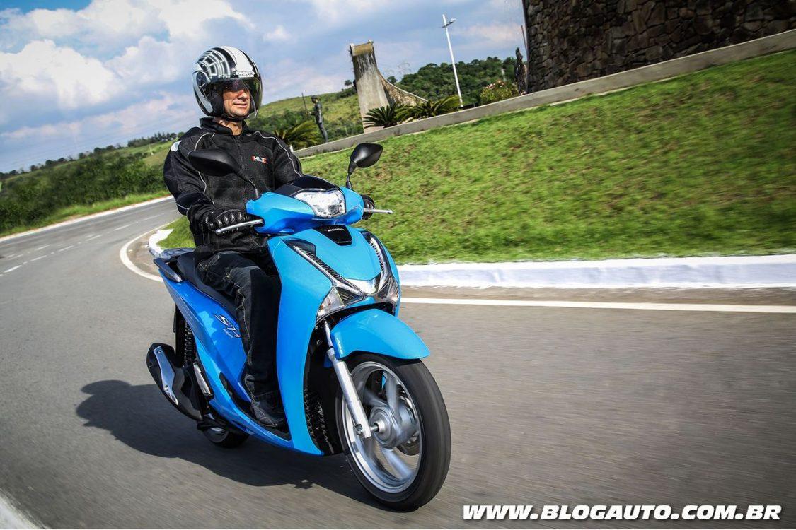 Honda SH 150i: nova opção de scooter por R$ 12.450