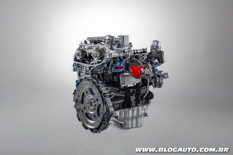 Motor 2.0 Ingenium do F-Type