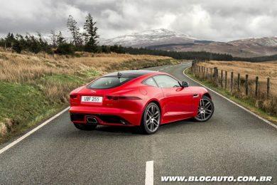 Jaguar F-Type 2.0 Ingenium 2018