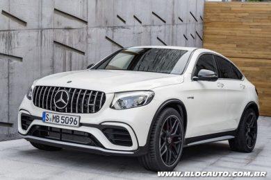 Mercedes-AMG GLC 63 Coupé 2018