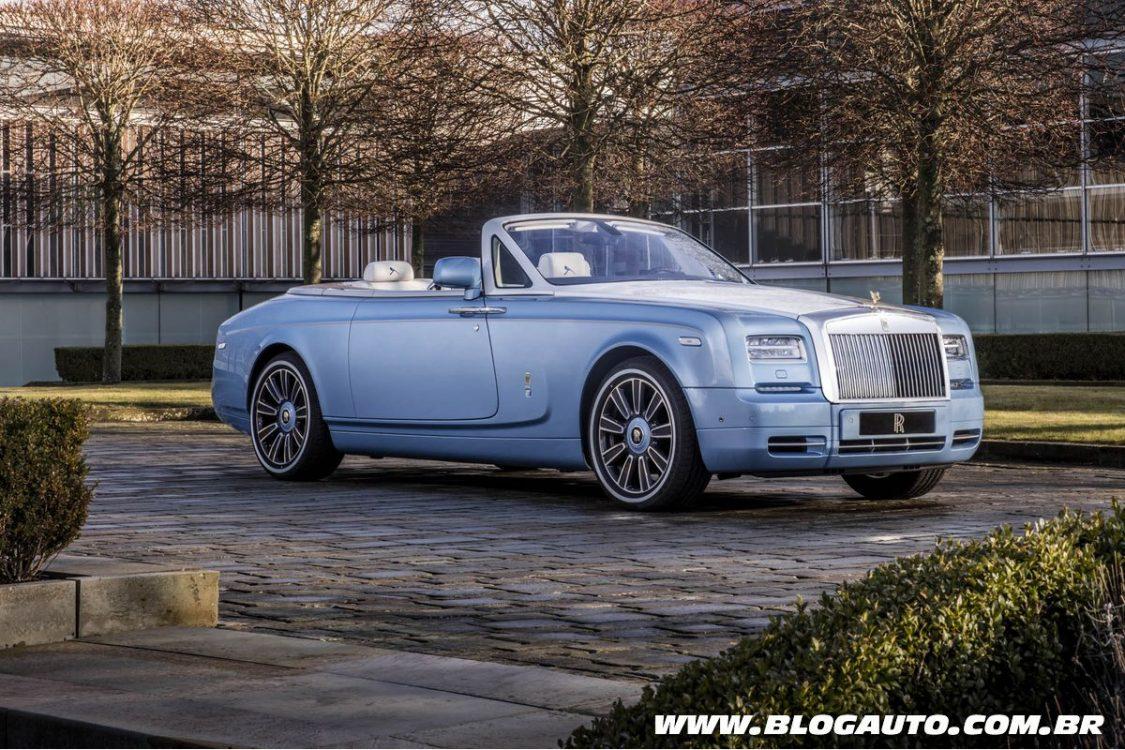 Os sete carros Rolls-Royce mais interessantes de 2016