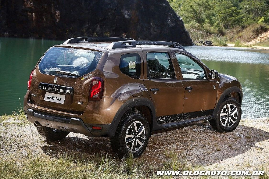 renault duster dakar 2018 retorna por r blogauto. Black Bedroom Furniture Sets. Home Design Ideas